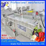 Máquina de lavar vegetal automática da fruta do líquido de limpeza