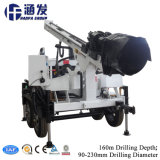 Equipo Drilling del receptor de papel de agua de Hf150t para la venta