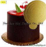 Круглая форма с Die-Cut плитами доск торта, торта УПРАВЛЕНИЕ ПО САНИТАРНОМУ НАДЗОРУ ЗА КАЧЕСТВОМ ПИЩЕВЫХ ПРОДУКТОВ И МЕДИКАМЕНТОВ и SGS (B&C-K060)