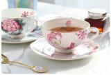 陶磁器の骨灰磁器の英国の午後のお茶