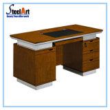オフィス用家具の主任の木のコンピュータの机