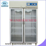 com o banco Refrigerator de Automatic Temperature Control Blood