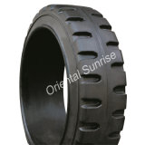 12*5.5*8 단단한 타이어 12X5.5X8 (12X5 1/2X8)에 주조하는
