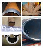 Runder quadratischer Rohr CNC-Plasma-Ausschnitt-abschrägenmaschine für Stahlherstellung