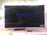 65inch gebogener 4K UHD Fernsehapparat