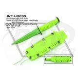 """6"""" en general el cuello la cuchilla, cuchillo de supervivencia al aire libre con mango ABS: 4nt14-60agn"""