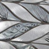 2017新しい! 普及した葉の金属のモザイク