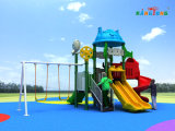Kinder Durable Plastic und Metal Outdoor Playground Toy Kl-2016-B008