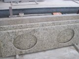 Wholesale New Venetian Gold Giallo Ornamental Prefab Island Kitchen Countertops