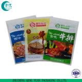 냉동 식품을%s 고품질 Coller 플레스틱 포장 부대