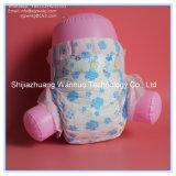 0-3赤ん坊のための美しい印刷PP正面テープ使い捨て可能なおむつ