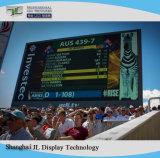 옥외 발광 다이오드 표시 표시를 광고하는 풀 컬러 영상 P6