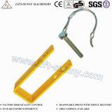 Bloqueio de classificadores de carga suave amarelo para classificadores de Carga