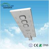 80Wアルミ合金太陽LEDの庭ランプ