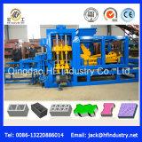 O Qt6-15 Pavimentadora Hidráulico Automático/Pavimento /bloco/máquina para fabricação de tijolos