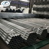 Commercio galvanizzato di alta qualità di prezzi Q235 di Lowwest dei materiali da costruzione del tubo d'acciaio 2-1.5/