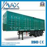 De Aanhangwagen van de Lichte Vrachtwagen van de Bestelwagen van de Lading van de Vrachtwagen van Merk