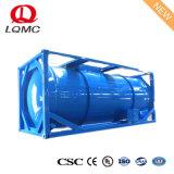 Contenitori facili del serbatoio di combustibile di iso 75000L di movimento 40FT per liquido