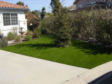 인공적인 정원사 노릇을 하는 합성 뗏장 잔디