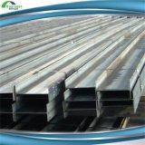 Standard di JIS e Q235, acciaio di prezzi del fascio del grado H di Ss400b