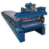 Folha de metal Ferro corrugado fazendo a máquina, máquina de formação de metal de Aço