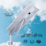Großhandelspreis-Sonnenkollektor-Straßenlaterne-Garten-Licht 60W