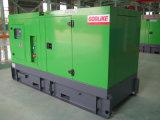 генератор 40kw/50kVA молчком Чумминс Енгине тепловозный (GDC50*S)