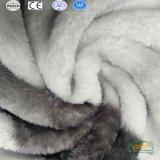 極度の柔らかいSize Thick Warm Winter Raschelの女王王毛布