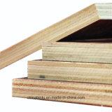 La película hizo frente a la madera contrachapada para la madera contrachapada de la construcción de la fábrica
