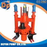 Agitateur submersible en acier inoxydable de la pompe de la pompe à rotor ouvert