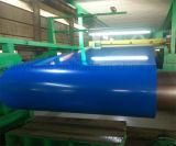 Galvanizado en caliente de la bobina de acero con recubrimiento de color