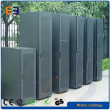 Nove dobras estrutura de metal de 19 polegadas Receptáculo de rack de servidor