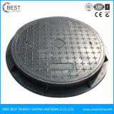 En124標準円形900mmの樹脂のプラスチックマンホールカバー
