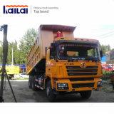 Autocarro con cassone ribaltabile di estrazione mineraria di Shacman 25t 6X4