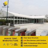 Deutsches Qualitätshoher Standard-Glaszelt für Verkauf (hy308b)