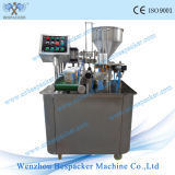 고속 캡슐 분말 회전하는 K 컵 충전물 기계
