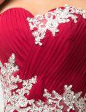 肩のイブニング・ドレスの長い絹の夕方のフォーマルドレス党ガウンを離れて