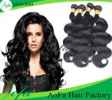 卸し売りインドの人間の毛髪のアクセサリのためのバージンの人間の毛髪