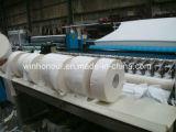 Rolo jumbo lenço de papel higiénico do tecido do rolo jumbo