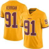 Pullover personalizzato normanno sincero di gioco del calcio di Byner Sean dei cugini di Washington Kirk