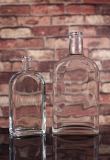 Super claro Botella de vidrio Premium