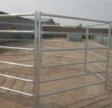 5FT*12FT電流を通された使用された家畜のパネルまたは牛パネルか畜舎のパネル