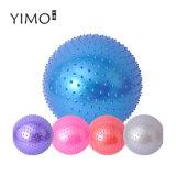Йога массаж мяч для использования вне помещений осуществлять шарик - взрывозащищенное загустеет йога шаровой шарнир