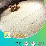 Пол дуба домочадца 8.3mm выбитый AC3 V-Grooved Laminate