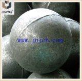 Dureza elevada a esfera de aço fundido cromado da China