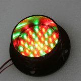 Mluti赤い緑のEpistar LED 100mmランプの信号のモジュール