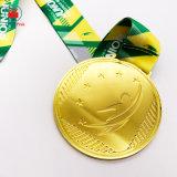 擬似金張りの組合せのSrarメダルデザイン