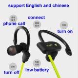 Écouteurs faits sur commande de Bluetooth de qualité de logo sans fil