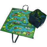 Сплетенные PP рекламирующ циновку пляжа пикника для промотирования
