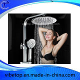 Grifo de ducha de latón de baño
